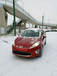 Ford Fiesta in perfect condition! Low kms Calgary