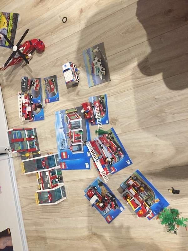Ensemble de jouets LEGO City