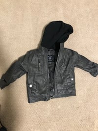 Leather jacket 12months London, N5X 0E7