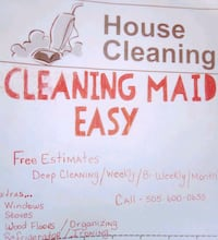 House cleaning Albuquerque