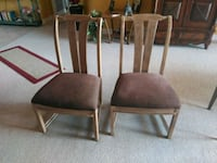 2 nice chairs $40.00 Cape Coral, 33990