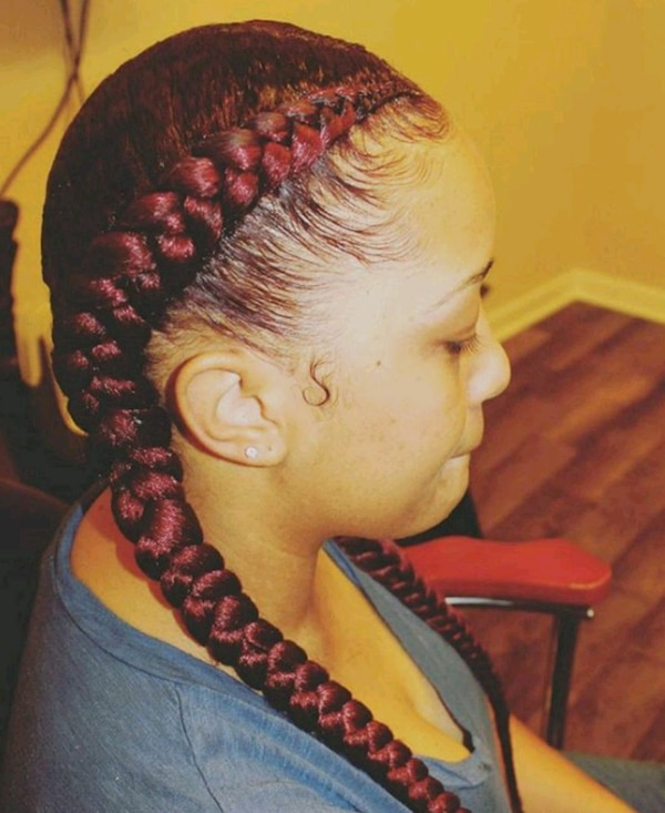 Used 2 Feed In Braids For Sale In Mcdonough Letgo