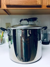 Tramontina 12 Qt Stainless Steel Pot Orland Park, 60462