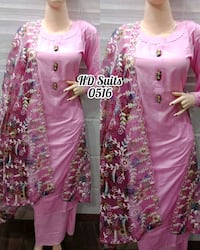 Beautiful suit with more 1 color Hyderabad, 500013