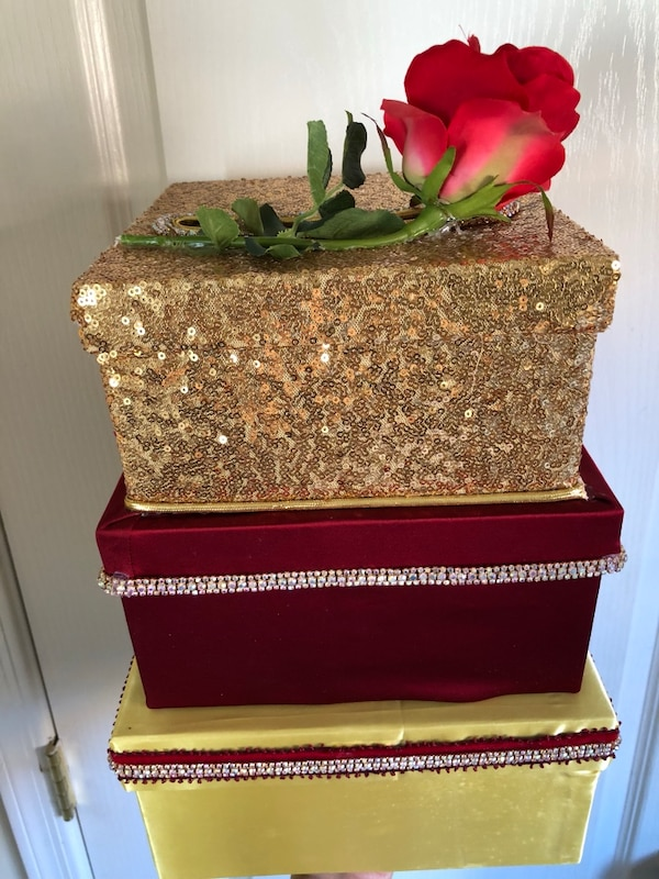 Beauty And The Beast Gift Card Box Quinceanera