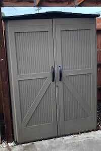 Storage shed Hayward