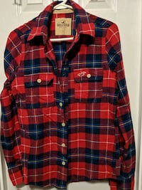 Hollister Button Up Shirt (S) Woodbridge, 22192