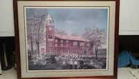 Signed Print Scopes Trial of 1925 Maplewood, 55117