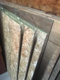 15 sheets of mixed plywood/osb Langley, V1M 3E3