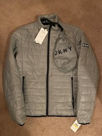 DKNY Men's Ultra Loft Quilted Packable Puffer Jacket M BNWT Hales Corners, 53130