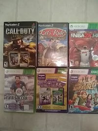 Play Station and Xbox games New Berlin, 53151