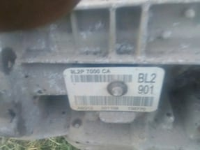 transmission from a 2010 Ford explorer