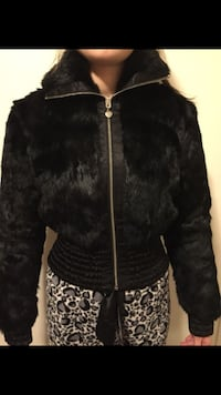 Fur, double-sided jacket
