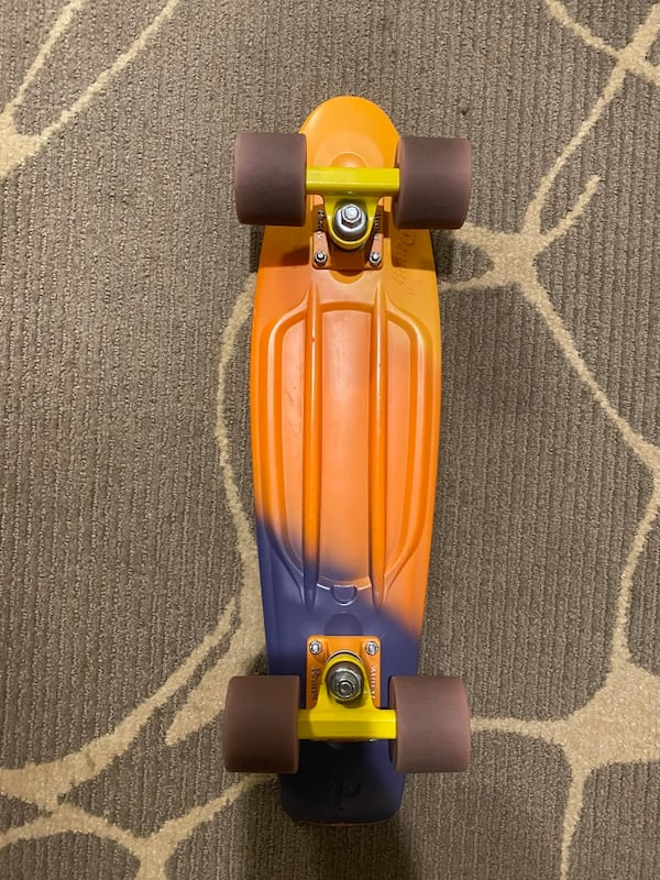 Authentic Penny Board 1