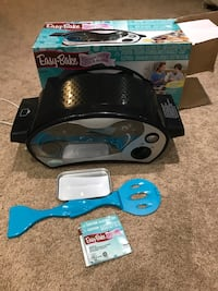 Easy bake oven, used only 2 times Calgary, T2X 3N8