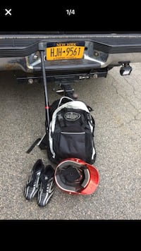 Used baseball equipment -make an offer just no need for it Newburgh, 12550