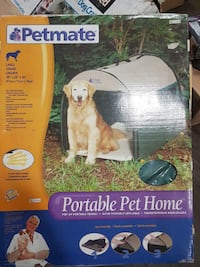 Petmate Portable Pet Home, Large (Green) Mississauga