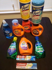Tide Laundry Detergent Household Lot Hyattsville, 20785