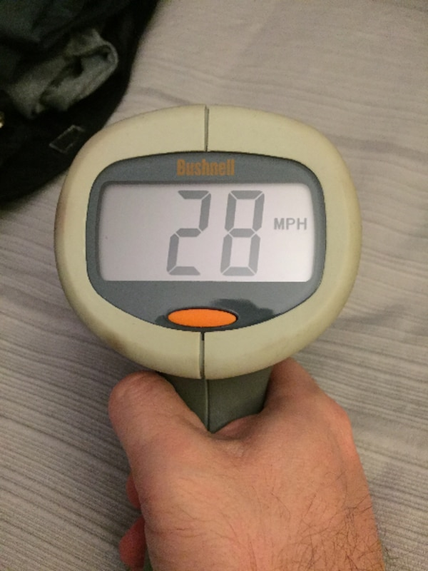 Bushnell Velocity Speed Monitor 3