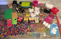 HUGE Over 500 Piece Kids Arts & Crafts Set, Lap Desk, Organizers & More  Scottsdale, 85257