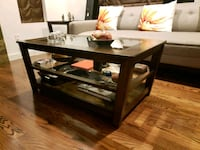 Coffee table and 2 side tables Houston, 77008