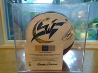 Signed basketball by Antawn Jamison, verified sign Silver Spring, 20910