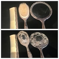 Silver plate Grooming set  Mississauga, L4Z 3H1