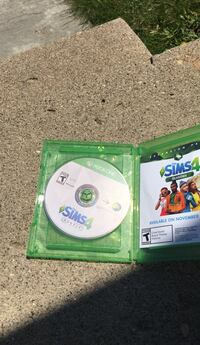 The Sims 4 Xbox One edition