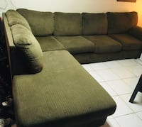 Sectional couch Toronto, M6H 1W3