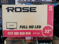 Rose marka 82 ekran uydulu Led TV Bolu Merkez