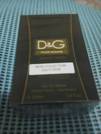 D & G brand name perfume made in France  Grand Rapids, 49507