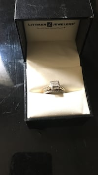 Engagement ring. Price negotiable  Rochester, 14613