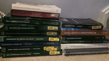 Law Books / Legal Study