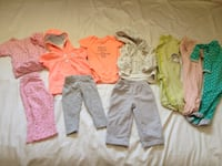 Baby clothes Carters 6-9 month Woodstock, N4T