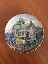 Keirstead decorative plate