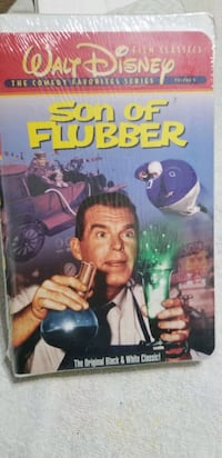 SON OF FLUBBER VHS Lynbrook, 11563