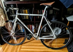 All-City Big Block Single Speed Bicycle