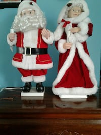 white and red Santa Claus costume Fort Washington, 20744