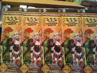 Factory sealed Harley Quinn and the Gothan Girls  London