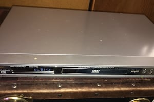 Panasonic Ram video playback dvd/ cd player