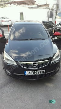 2012 Opel Astra Istanbul