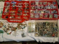 Body piercing/glass beads  North Bay, P1A