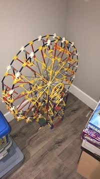 Built 3ft Knex Ferris Wheel Coquitlam, V3J 1W3