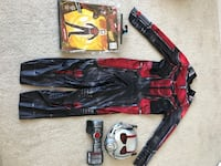 Ant man and the wasp Halloween costume  Chantilly