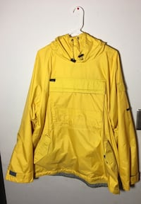 yellow zip-up jacket Annandale, 22003