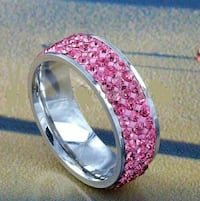 Beautiful pink ring Omaha, 68137