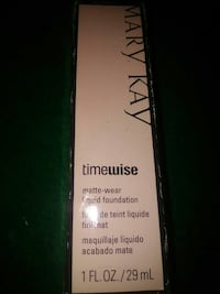 Mary Kay Timewise liquid foundation box San Diego, 92114