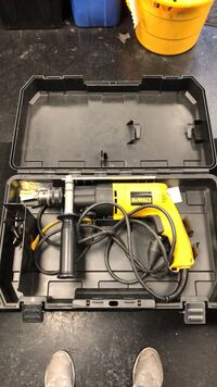 Dewalt corded hammer drill with case Grandview, 64030