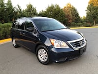 2010 Honda Odyssey (North America) Sterling