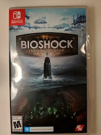 Sealed: Bioshock the Collection for Nintendo Switch